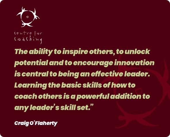 Leading through Coaching